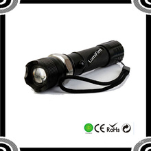 New Multi Function 5W Q5 Police Torch with Window Breaker Ack-1174