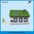 4 Вт панели солнечных батарей 3шт 1W светодиодные лампы Солнечной комплект из Шэньчжэнь Китай