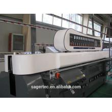 Fabricante abastecimento vidro linha reta mitrar máquina