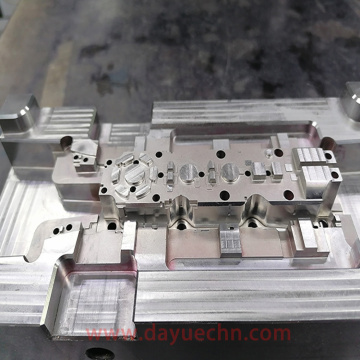 Front Mold Insert of S136H Material Injection Mold