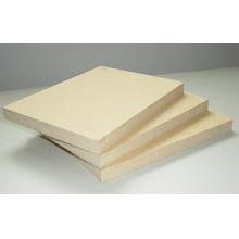 Placa de madera de partículas de producción de línea de producción de maquinaria