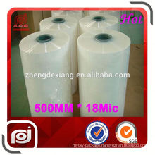 China Cling Film With Slide Cutter In Color Box