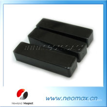 63.5x15.8x13mm Strong Ferrite cow magnet