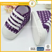 Zapatos para niños Zapatos de niños Real Paisley gancho y lazo (velcro) Unisex Pvc All Seasons 2014 Nueva estrella patrón lienzo