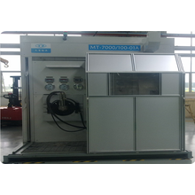 Banco de prueba de motor hidráulico