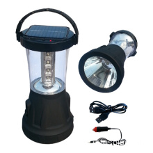 solar Led Torch Lighting Lantern