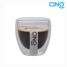 210ml Double-wall Glass Cup DG-B-210