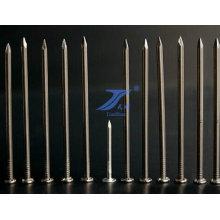 Materiales de construcción Hot Dipped Uñas de hierro común