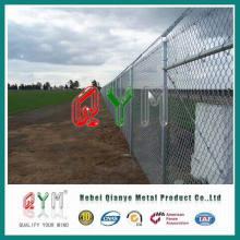 Nós Mercado Chain Link Fence