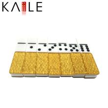 Domino de dos tonos personalizado Best Price personalizado
