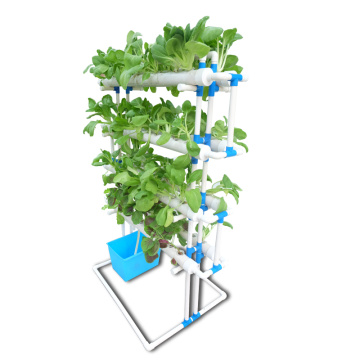 Skyplant commercial hydroponics vertical growing system