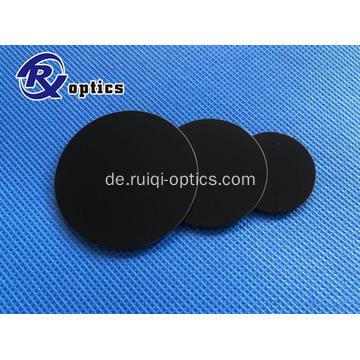 254nm UV Black Color Glasfilter