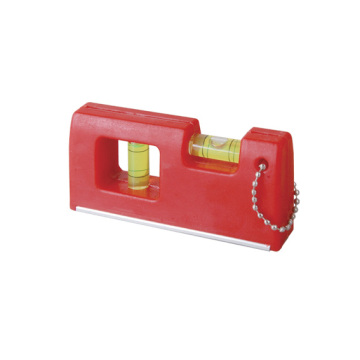 High Quality One Side Aluminiun Magnetic Mini Spirit Level