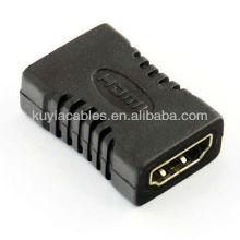 HDMI weiblich zum weiblichen Geschlecht-Wechsler-Kuppler Joiner Verlängerungs-Adapter HD 1080p
