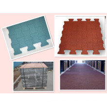 Rubber Flooring, Rubber Tiles, Rubber Playground Mat, Outdoor Playground Rubber Tiles, Rubber Floor Tiles, Rubber Gym Flooring