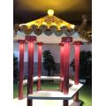 New Application Tree Hug Light LED Corrugated Lamp