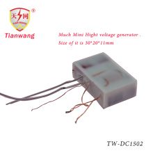 3.7V to 8000V Transformer for Electric Shock Stick