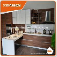 Aisen mobiliário de cozinha de alta qualidade para cozinha pequena