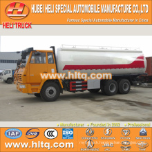 SHACMAN AOLONG grain powder transport truck 6x4 26M3 290hp factory direct quality assurance
