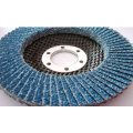 Blue Zirconium Oxide Metal Grinding Flap Disc