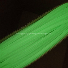 Green Color Cover Luminous Fly Tying Tubes