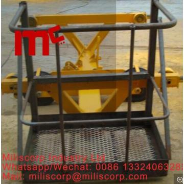 Good Equipment Trolley para Tower Crane