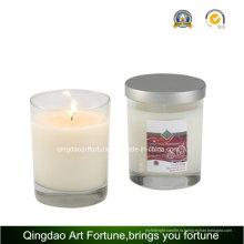 Свеча ароматическая стекла обету для домашнего декора