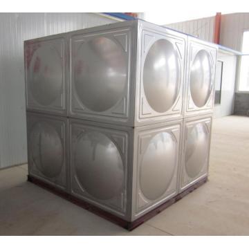 Edelstahl-Material-Wassertank