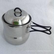 Goodlooking 304 de acero inoxidable Camping Pot
