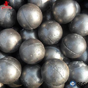 Bola de cromo medio de fundición de planta de cemento