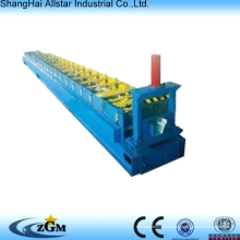 Copper gutter roll forming machine