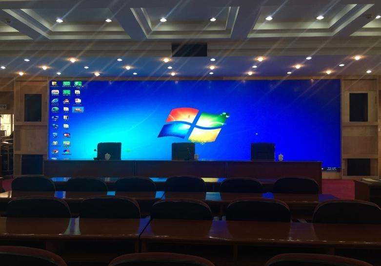 Full Color UHD LED Display Videomuurweergave