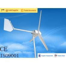 generador de viento pequeño de 600W para el hogar