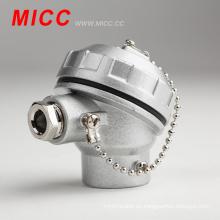 KSC Termopar cabeza / bloques de conexión