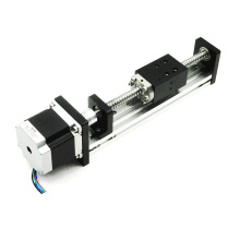 Trade Assured Nema 23 CNC Linear Motion Guideways For Printer