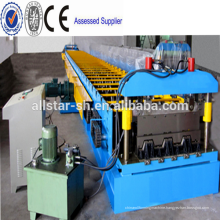 FX Popular Galvanized Steel Panel Floor Decking Roll Forming Machine