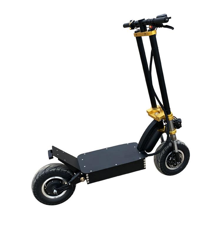 Fat Wheel Scooter