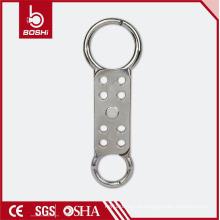 Universal Sparkproofing Double-End Safety Alça de alumínio com 8 cadeados BD-K61, MasterLock 429 lockout