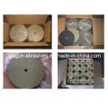 Glasfaser-Verstärkungen für Abrasive Platte und Scheibe