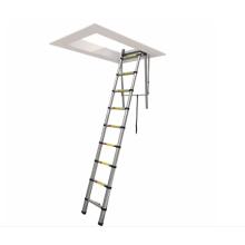 Стремянки Конструкция и складные лестницы Алюминиевая небольшая лестница-чердак
