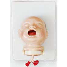 Das Modell der Neugeborenen Lntubation