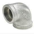 ISO9001 en acier inoxydable Socket coudes