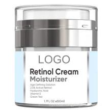 Factory Custom Organic Face Moisturizer Retinol Cream