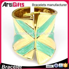 Brazaletes y pulseras de lujo del diseñador de las señoras de la fábrica de China