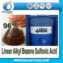 Las/LABSA/Linear Alkyl Benzene Sulfonic Acid 96%