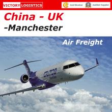 Cheap Air Freight From Shenzhen to Manchester, UK (Air Freight)