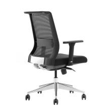 Высокое качество сетки высокой спинкой вращающееся эргономичное управление офисной мебелью