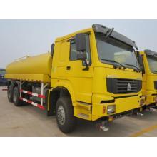 Camión cisterna de aceite Sinotruk Howo 336Hp ZZ1257N4641W