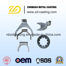 Stainless Steel Forging Parts with Machining Service