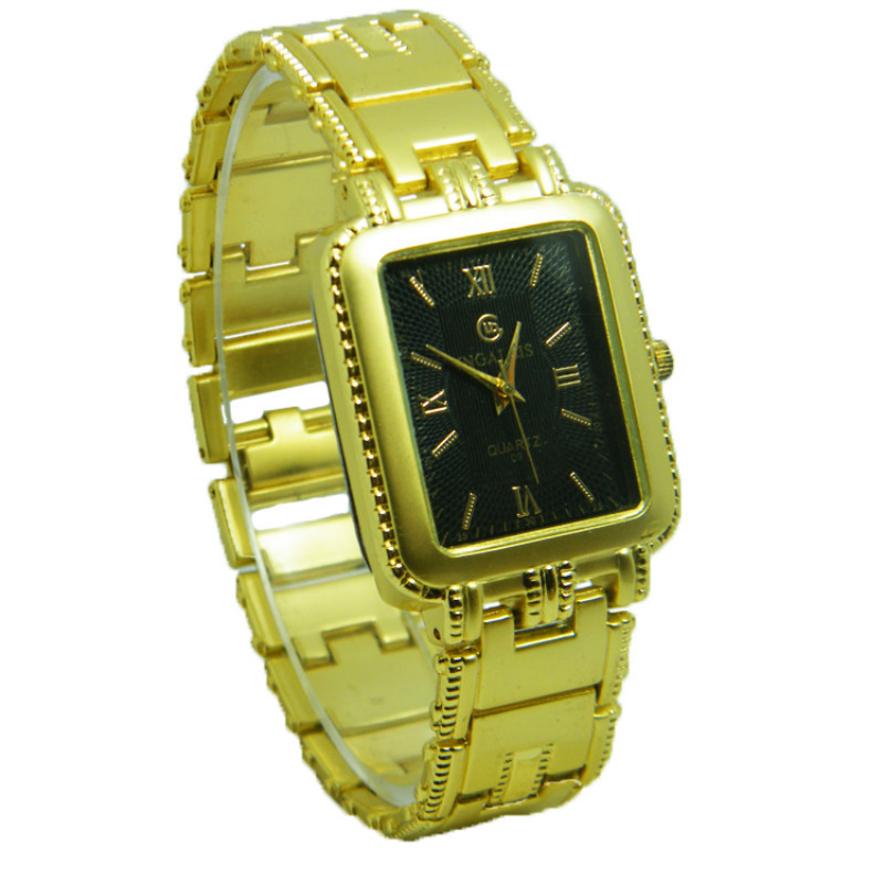 Women's Quartz Watch Cheap Luxury Leather Alloy Watch